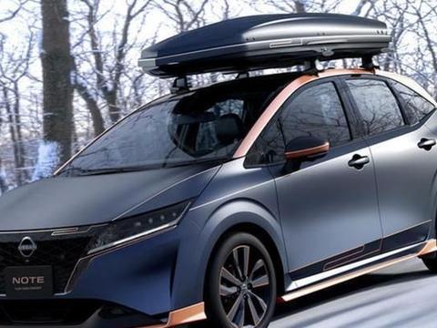 日产NOTE新车型发布 搭载e-Power动力系统