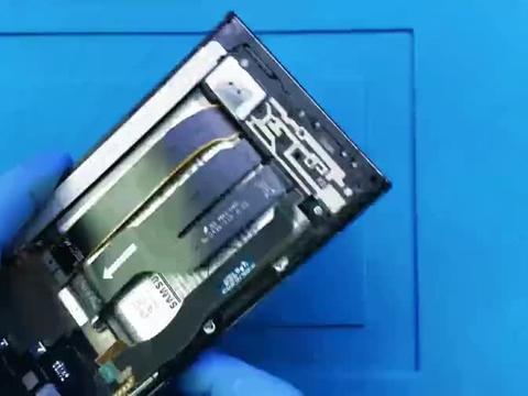 三星Galaxy Note 20 Ultra屏幕更换