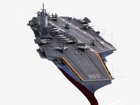 美海军或日落西山?中国超级航母将完工,而美航母却令其焦头烂额