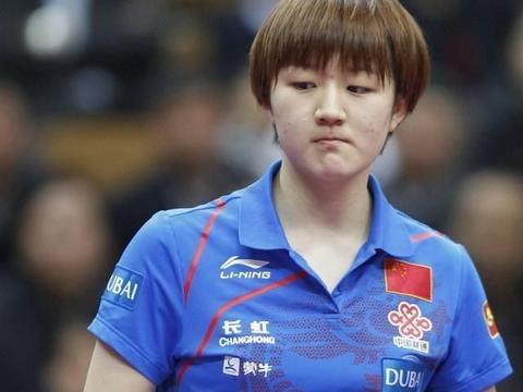 母亲是她启蒙老师,黄晓明是她表哥,手握一纪录,世界乒坛独一份