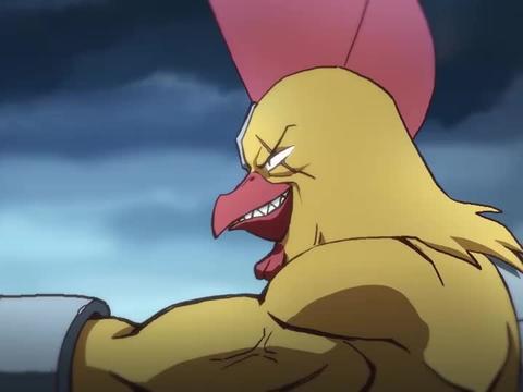 刺客伍六七:山鸡王成为了斯特国特种鸡!