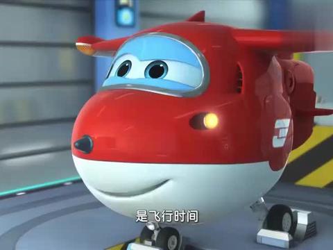 乐迪飞行时间到,准备飞行去澳大利亚,露比正等着呢