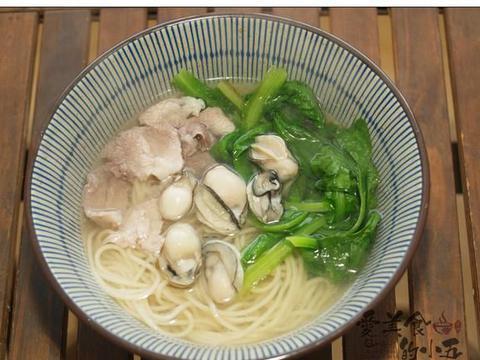 一碗面汤,如何煮才能让汤鲜肉美,面劲道