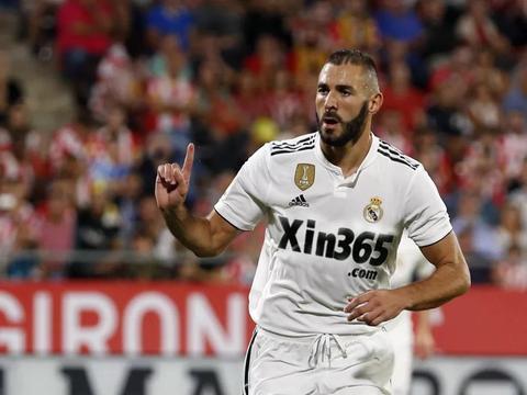 买球约维奇离队,皇家马德里只能依靠本泽马