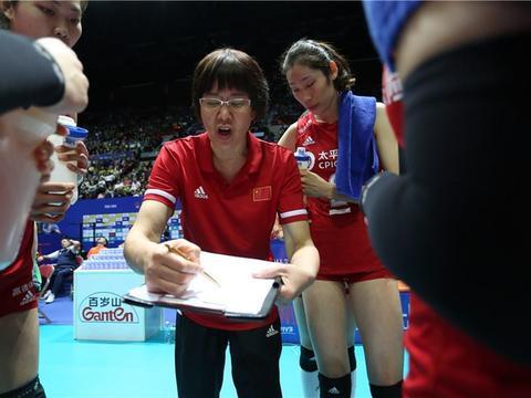 中国女排新世纪三大赛,仅6次无缘奖牌!1次创下40年最差战绩