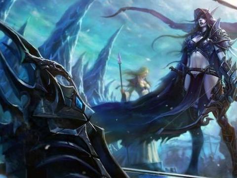 谁会成为魔兽世界新一任巫妖王?希尔瓦娜斯上台率并非最高