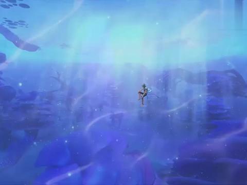 精灵梦叶罗丽:暴走的金王子,连水王子都跟着遭殃了!