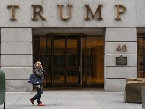 川普上任4年身家缩水5亿美元,旗下房地产负债10亿