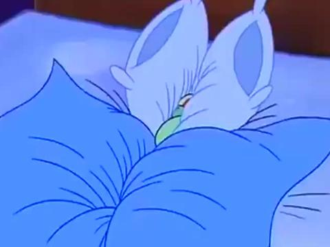 海绵宝宝的屋子给派大星吃了无家可归的章鱼哥,只能睡石头房!