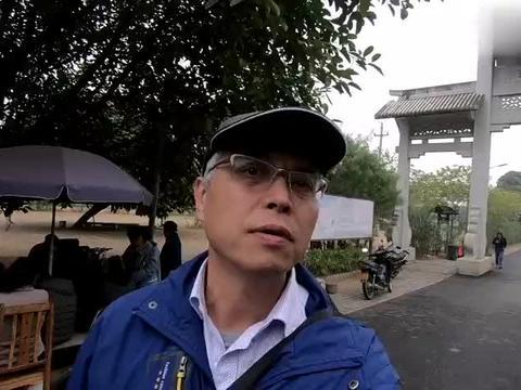 上海床车在广西南宁杨美古村竟然说起了广东话,标不标准大家评判