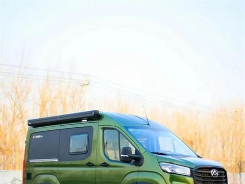 新款V90房车起售价22.6万!独立厨卫能住3口,外形真酷