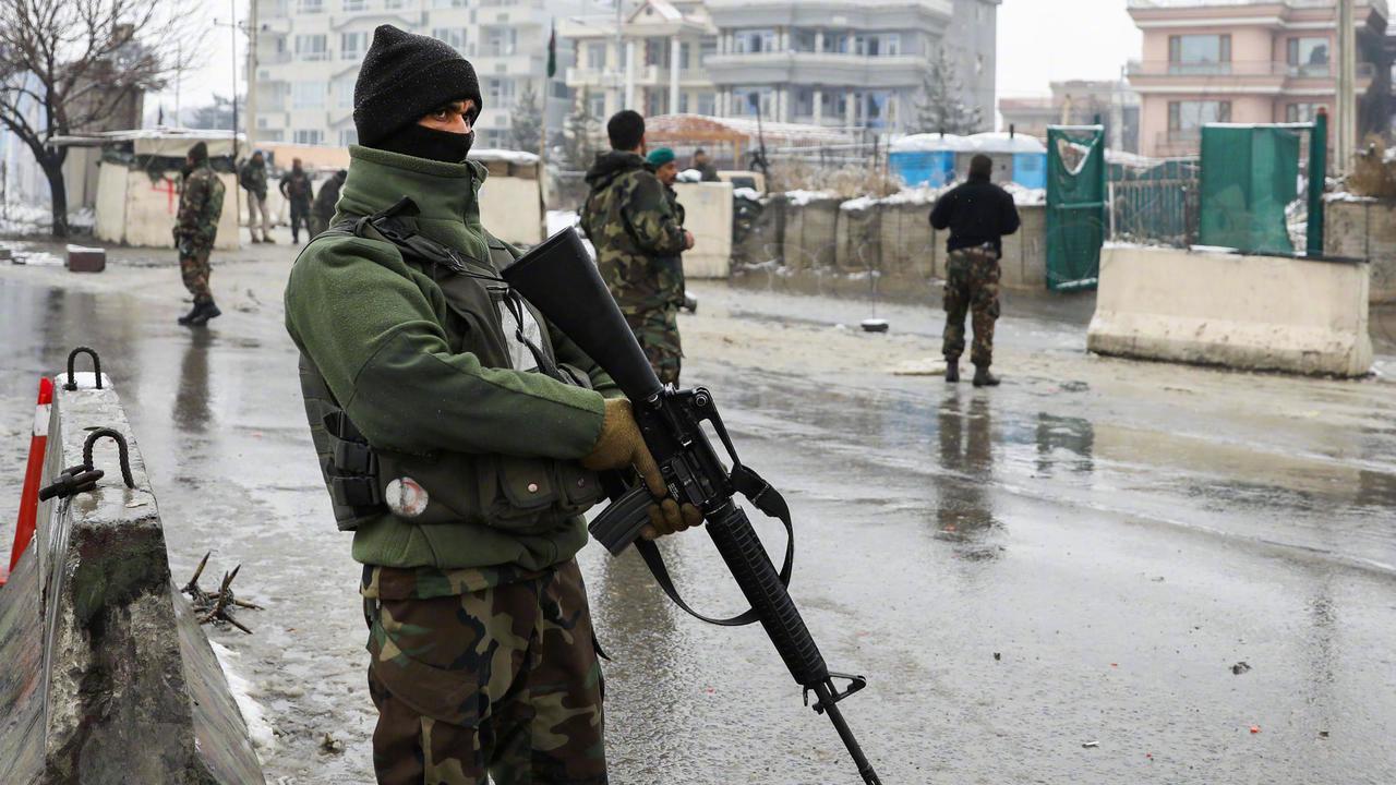 两名阿富汗最高院女性法官被射杀