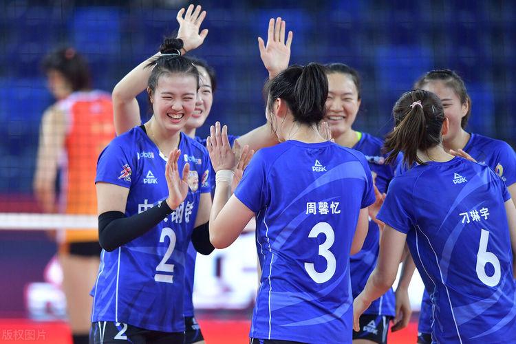 江苏女排优势全方位领先,上海女排或再遭失利
