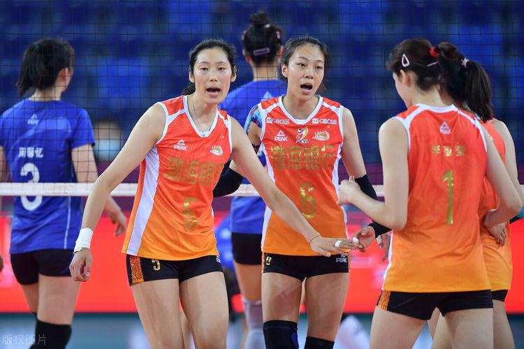 上海女排缺少精气神,或收获两连败