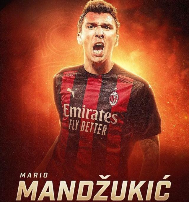 曝曼朱基奇已到米兰体检,马尔蒂尼正式签下世界中锋