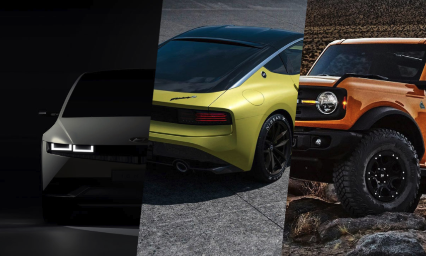 复古设计将成为新的汽车设计流行趋势?