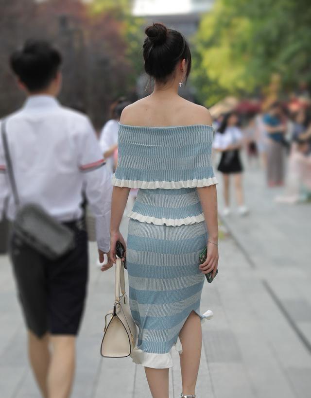 连衣裙带来百变气质,穿出淑女气质,魅力四射