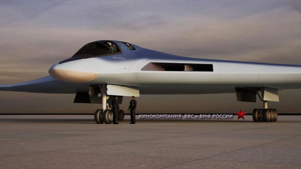 俄媒:首架隐身轰炸机原型机已开始制造,图-160根本无法满足需要