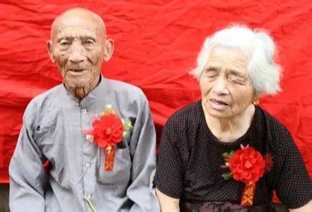 71岁老汉娶114岁新娘 老汉身患残疾身无半分财务