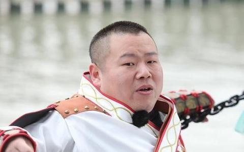 德云社于谦罕见的黑脸,节目中公开敲打岳云鹏:不干正事光上综艺
