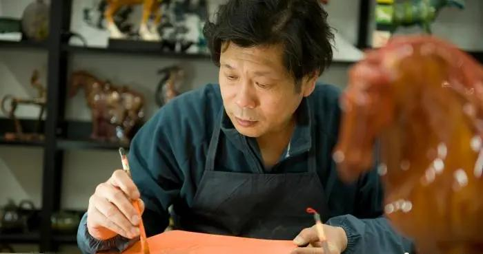 河南省政协委员借喻热播剧话乡村艺术公园:艺术让乡村美出气质