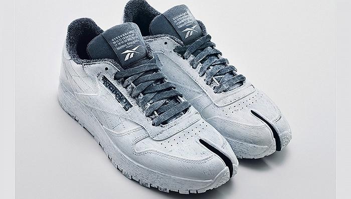 一周运动新品 | 锐步联名Maison Margiela推分趾运动鞋,韦德之道9释出多款配色