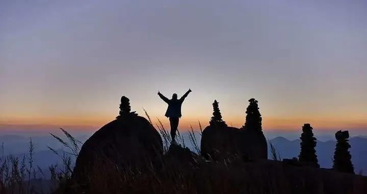 """这个号称""""温州小西藏""""的地方,落日星空美得让人窒息"""