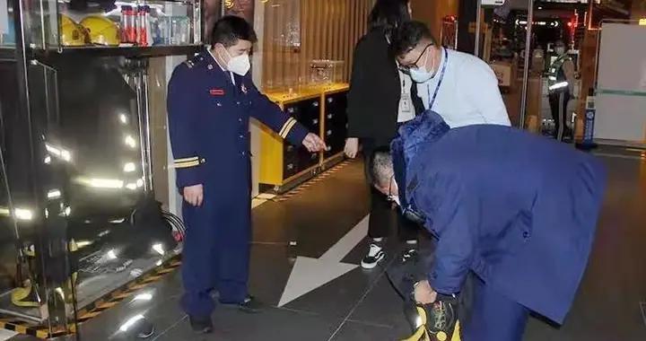 长春消防集中开展大型商业综合体消防安全错时检查