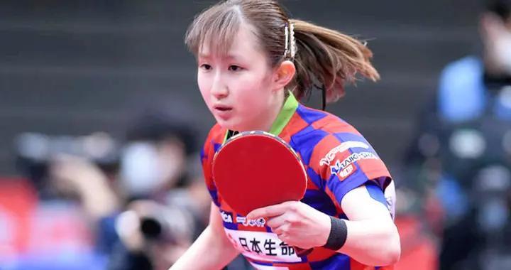 日本小将叫板国乒!直言:期待和孙颖莎、王曼昱,还有陈梦比赛
