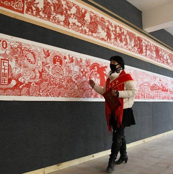 太原市小店区刘家堡非遗文化街对外开放