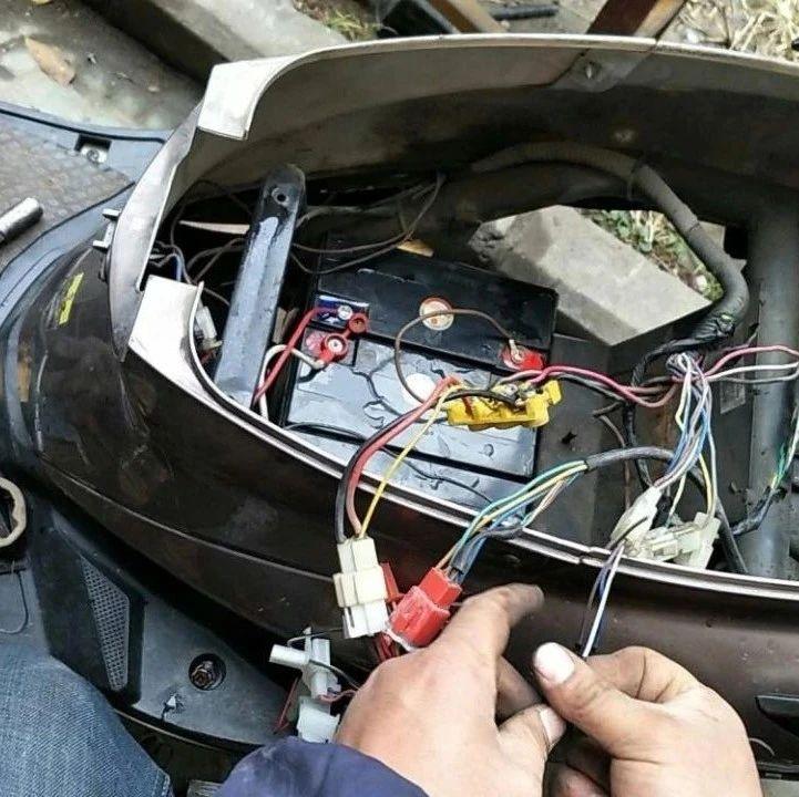 老师傅忠告:这六个电动车配件坏了,只换不修是为你好!