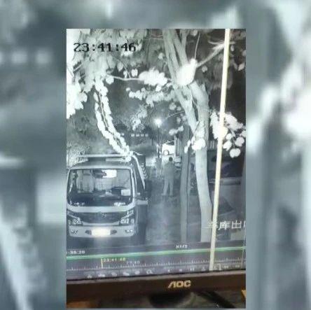 【稀奇】桂林一业主停在自家车位宝马不翼而飞,一查监控气坏了!