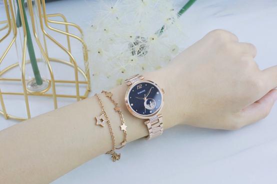 高颜值品牌手表 力推雷诺表银河系列886034女士腕表