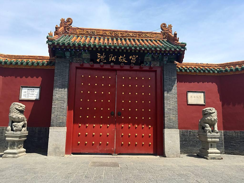 辽宁受欢迎的景点,有古建筑114座,500多间,至今保存完好