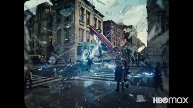 扎导剪辑版《正义联盟》确定为一部4小时长的完整影片……