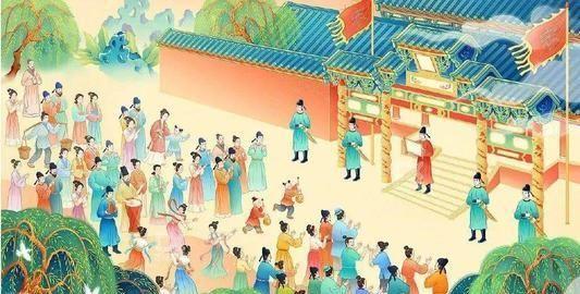 赤光、异香绕室,出生是个小金人,宋朝皇帝诞生吉兆令人大开眼界