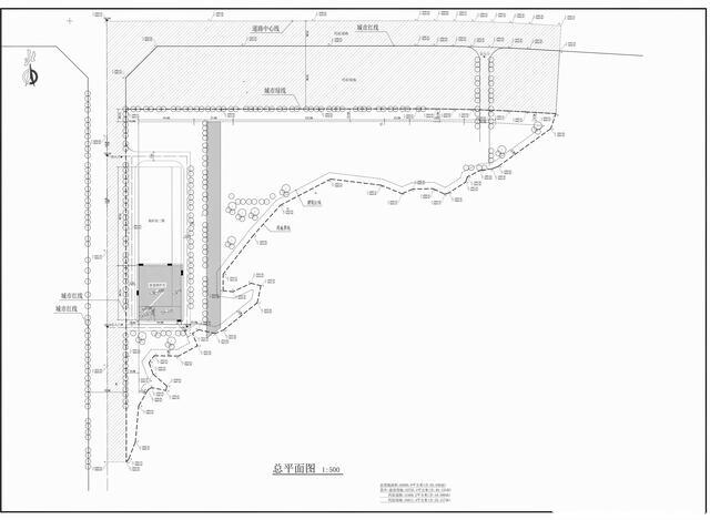 兰州和平镇、柳沟河及以西供热项目建筑工程设计方案总平面图公示