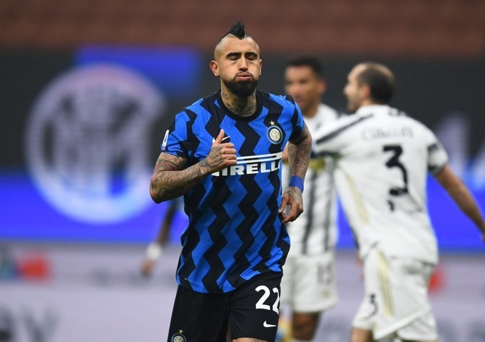 意甲最新积分榜:国米完胜追平AC米兰,尤文输球跌出欧冠区!