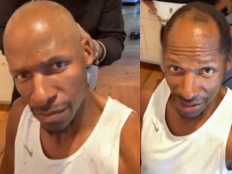 46岁雷阿伦明显变老,身材发福满脸皱纹,6块腹肌早没了