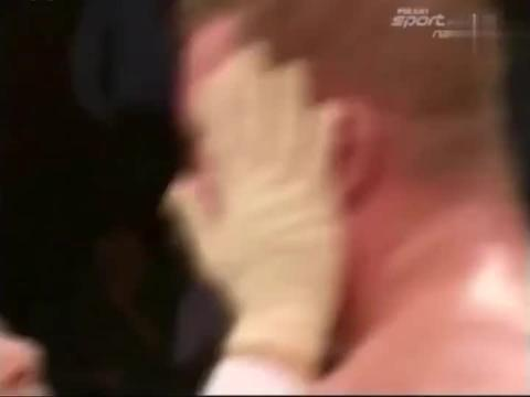 把泰森打退役的麦克布莱德是啥货色?被泰森手下败将打得满脸是血