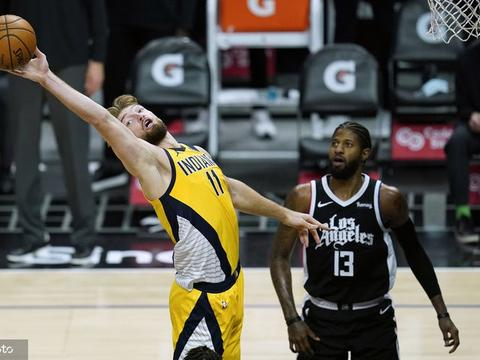 NBA比分:快船乔治末节发威连砍5分杀死悬念 全场20+7仅丢4球