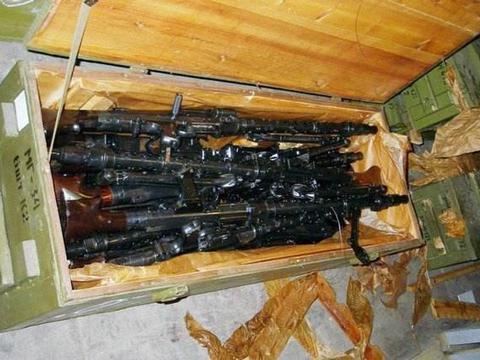被遗忘的装备:挖土党的天堂,从枪支弹药到坦克火炮应有尽有