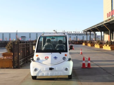 国内首个无人驾驶车将在井下煤矿落地
