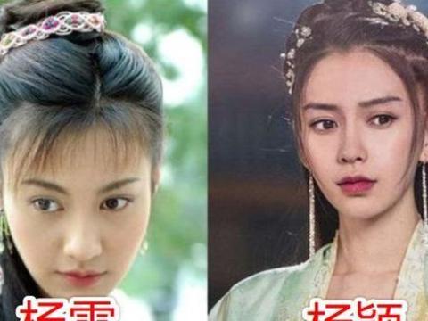 """有种""""遗传""""叫杨雪的女儿,完美遗传杨雪的基因,脸被天使吻过?"""