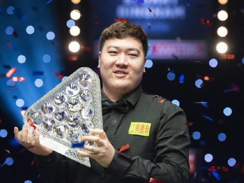 CCTV5播冠军战:丁俊晖接班人夺冠+25万英镑,最强00后横空出世