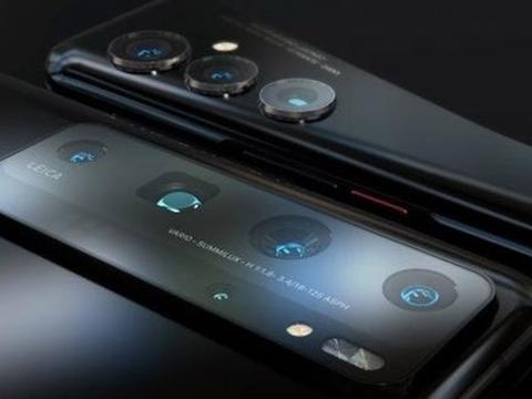 华为P50基本确认:麒麟9000+200倍双目变焦,还有更多!