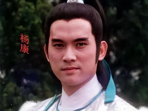 这版《射雕英雄传》默默无闻,演黄蓉的人,曾塑造小龙女、王语嫣