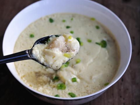 天冷就爱吃鸡蛋,低脂高蛋白,蒸一蒸,6分钟就出锅,鲜掉眉毛