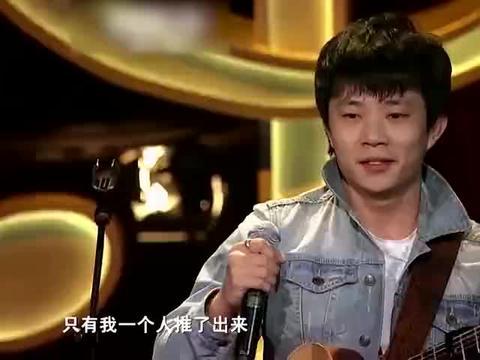 还没等选手介绍自己,刘欢激动到:对不起先告诉我这歌词是谁写的