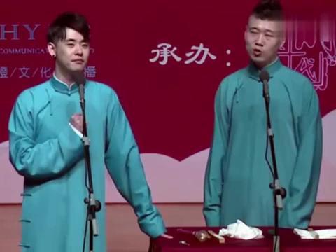 张云雷讲述京剧与相声的区别,杨九郎神捧哏,全场大笑